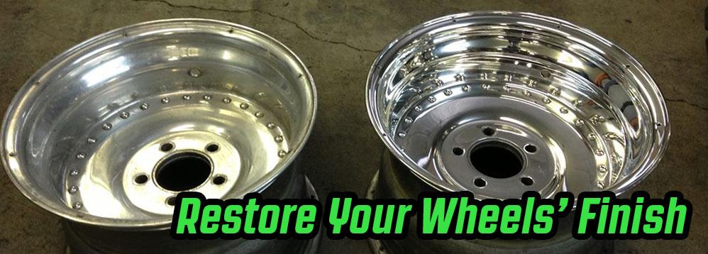 How To Polish Aluminum Wheels >> Aluminum Wheel Polishing Rims Polished Avon Ma